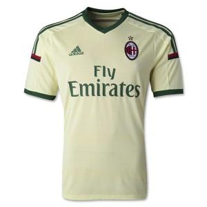 Camiseta del AC Milan Tercera Tailandia 2014/2015