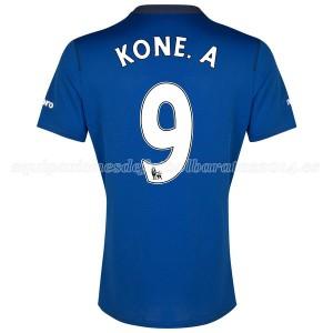 Camiseta de Everton 2014-2015 Kone.A 1a
