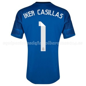 Camiseta Portero del Iker Casillas Real Madrid Primera 2014/2015