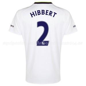 Camiseta nueva Everton Hibbert 3a 2014-2015