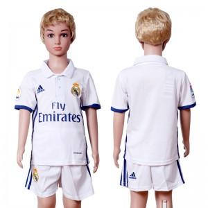 Camiseta nueva del Real Madrid 2016/2017 Niños