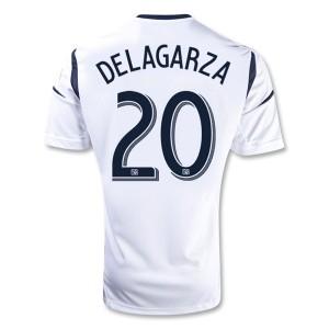 Camiseta nueva Los Angeles Galaxy Delagarza Primera 2013/2014