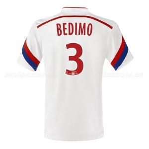 Camiseta de Lyon 2014/2015 Primera Bedimo