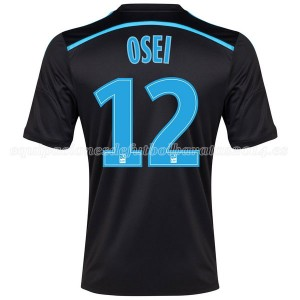 Camiseta Marseille Osei Tercera 2014/2015
