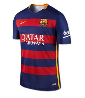 Camiseta de Barcelona 2015/2016 Primera Equipacion