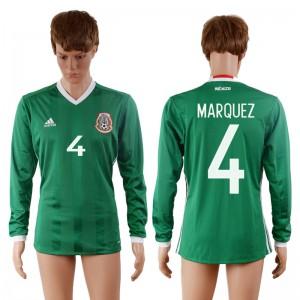 Camiseta nueva del Mexico 2016-2017 4#