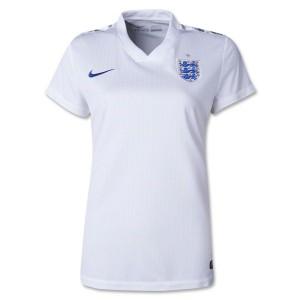Camiseta de Inglaterra de la Seleccion 2014 Primera