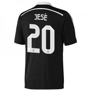 Camiseta del JESE Real Madrid Tercera Equipacion 2014/2015