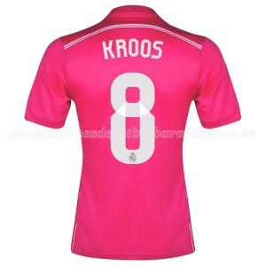 Camiseta nueva Real Madrid Kroos Equipacion Segunda 2014/2015
