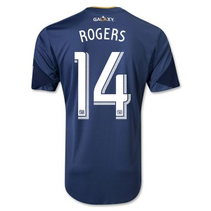 Camiseta nueva Los Angeles Galaxy Rogers Segunda 2013/2014