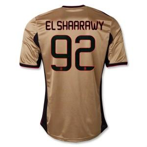 Camiseta del El Shaarawy AC Milan Tercera Equipacion 2013/2014