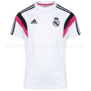 Camiseta nueva del Real Madrid 2014 Blanco Entrenamiento
