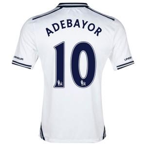 Camiseta del Adebayor Tottenham Hotspur Primera 2013/2014