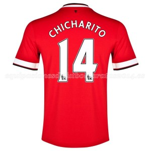 Camiseta Manchester United Chicharito Primera 2014/2015