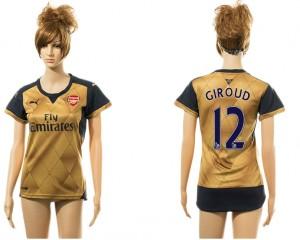 Camiseta de Arsenal Away 12#