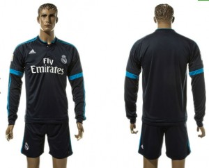 Camiseta de Real Madrid 15/16 Primera Manga Larga
