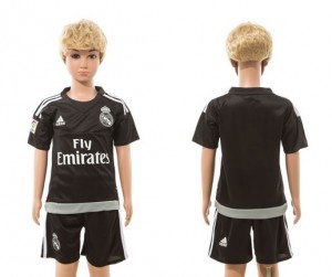 Camiseta de Real Madrid 2015/2016 goalkeeper Niños