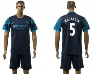 Camiseta nueva del Manchester City 5# Away