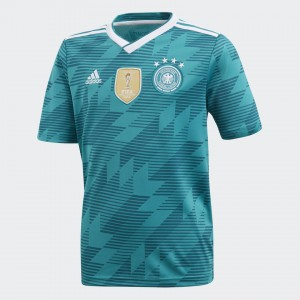 Camiseta GERMANY Away 2018 Juventud