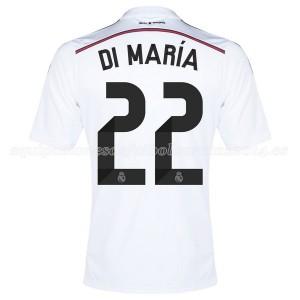 Camiseta de Real Madrid 2014/2015 Primera Di Maria Equipacion