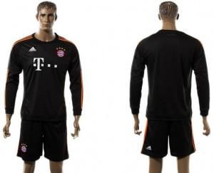 Camiseta del Bayern Munich Primera Manga Larga 2015/2016