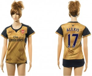 Camiseta nueva Arsenal 17# Away