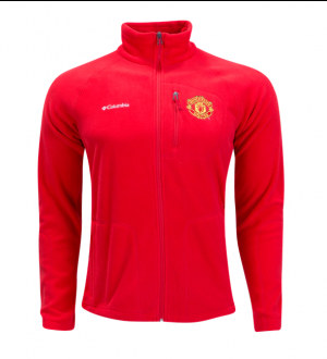 Full Zip Fleece Jacket Manchester United Colombia