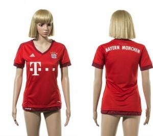 Camiseta nueva Bayern Munich Mujer 2015/2016