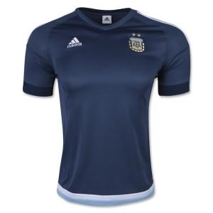 Camiseta nueva Argentina Away 2016