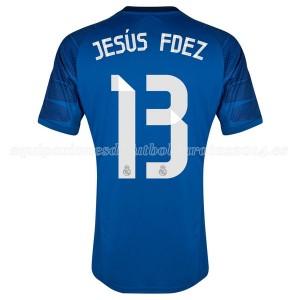 Camiseta Portero nueva del Real Madrid Equipacion Jesus Primera