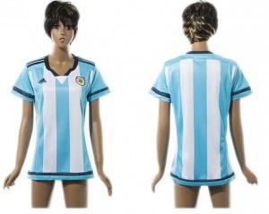 Camiseta de Argentina 2015/2016 Mujer