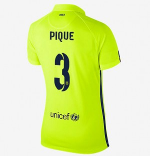 Camiseta Barcelona Primera Equipacion 2013/2014 Mujer