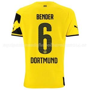 Camiseta Borussia Dortmund Bender Primera 14/15
