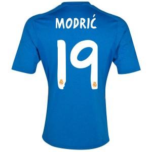 Camiseta Real Madrid Modric Segunda Equipacion 2013/2014