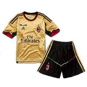 Nino Camiseta del AC Milan Tercera Equipacion 2013/2014