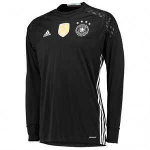 Camiseta Portero del Alemania Primera Equipacion 2016