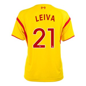 Camiseta de Chelsea 2014/2015 Tercera Matic Equipacion