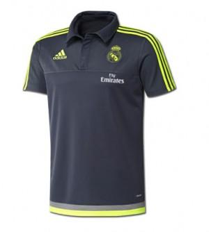 Camiseta Training nueva Real Madrid 2015/2016