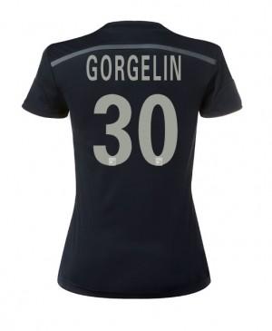 Camiseta Marseille Lemina Tercera 2014/2015