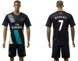Camiseta de Arsenal Away 7#