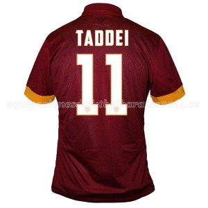 Camiseta del Taddei AS Roma Primera Equipacion 2014/2015