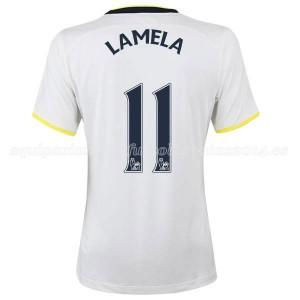 Camiseta de Tottenham Hotspur 14/15 Primera Lamela