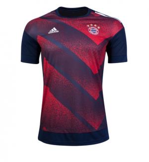 Camiseta de Bayern Munich 2017/2018 Home Pre-Match