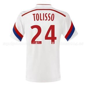 Camiseta del Tolisso Lyon Primera 2014/2015