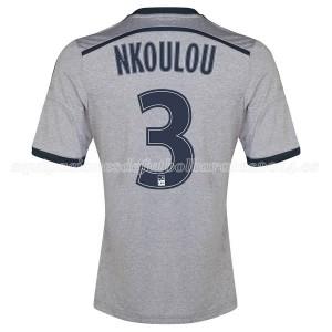 Camiseta de Marseille 2014/2015 Segunda Nkoulou