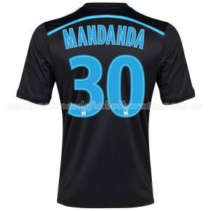 Camiseta de Marseille 2014/2015 Tercera Mandanda