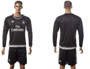 Camiseta del Real Madrid Manga Larga 15/16