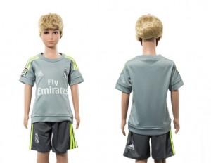Camiseta nueva Real Madrid Niños 3# 2015/2016