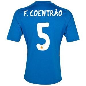 Camiseta nueva Real Madrid F.Coentrao Segunda 2013/2014