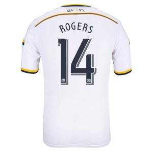 Camiseta de Los Angeles Galaxy 13/14 Primera Rogers